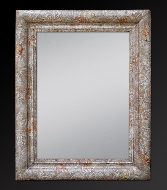 miroir deco louis philippe patin. Black Bedroom Furniture Sets. Home Design Ideas